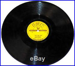 Elvis Presley That's All Right Sun 209 Original 1954 78 VPI EX Volume