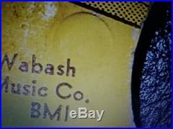 Elvis Presley Thats All Right/blue Moon Of Kentucky 1954 Sun 45 Org&push Marks B