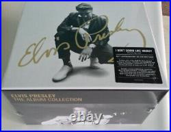 Elvis Presley The Album Collection 60 CD Box Set with Hardcover Book NEW Sealed
