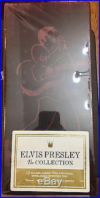 Elvis Presley The Collection 29 CLASSIC ALBUM SET RCA Records Label