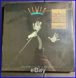 Elvis Presley The Complete 50's Master 6 Record Set Sealed Hard To Find OOP Mint