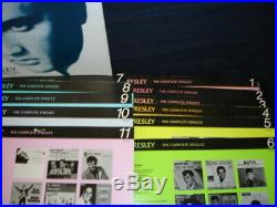 Elvis Presley The Complete Singles 11-lp Box Set 50th Anniversary A Numbered Col