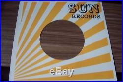 Elvis Presley The Holy Grail Original Sun Record & Sun Sleeve Pushmarks #217