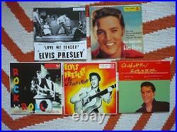 Elvis Presley The International EP Collection 11x 7 Vinyl UK 2001 Box Set