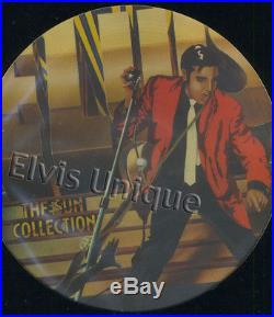Elvis Presley The Sun Collection Promo One-Of-A-Kind RCA Picture Disc LP