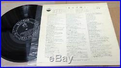 Elvis Presley Top 10 1957 Japan 10 Lp Victor Ls-554