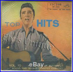 Elvis Presley Top Hits Vol. 10 Japan EP
