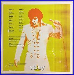 Elvis Presley UK That´s The Way It Is Box Limited Edition TOP