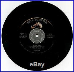 Elvis Presley USA EPB-1254 ELVIS PRESLEY gatefold Cov Var1 1956 RARE EX