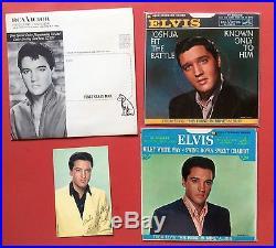 Elvis Presley- Uber Rare Special Easter Programming Kit-fully Complet