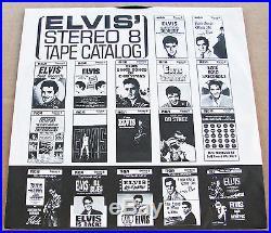 Elvis Presley VERY RARE Alternate Cover No Cast Photo LP Kissin Cousins LSP-2894