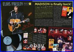 Elvis Presley Vegas'69 This Is The Story (2 LP + CD) ALL 4 COLORS