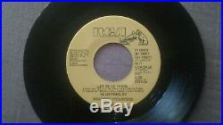 Elvis Presley Very Rare Let Me Be There Promo 45 Stereo/mono 1974 Mint
