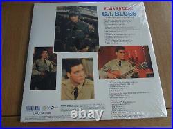 Elvis Presley Vinyl LP G. I. Blues FTD Follow That Dream NEW SEALED