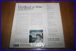 Elvis Presley Vinyl LP His Hand In Mine FTD Follow That Dream NEW SEALED