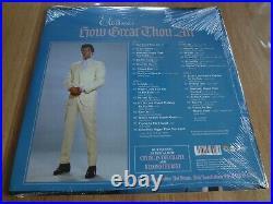 Elvis Presley Vinyl LP How Great Thou Art FTD Follow That Dream NEW SEALED