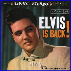 Elvis Presley With The Jordanaires Elvis Is Back! Analogue Productions 18