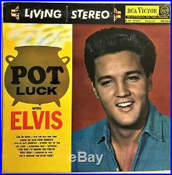 Elvis Presley ZA Pot Luck South Africa TOP
