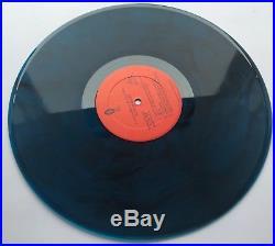 Elvis Presley-hard To Find Splatter Blue Vinyl Import Album