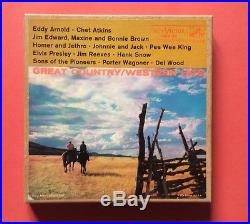Elvis Presley-legendary Spd 26-great Western Hits-top Top Condition