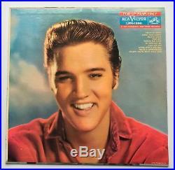 Elvis Presley-mega Clean First Press USA For Lp Fans Only