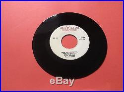 Elvis Presley-mega Mega Rare Shake That Tambourine Promo From Peru