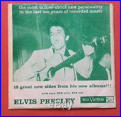 Elvis Presley-one Of The Rarest Elvis Records In The World-uber Uber Uber Rare