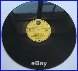 Elvis Presley-original French Retour D Elvis, Mint Minus Vinyl