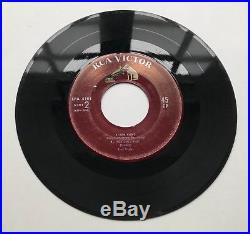 Elvis Presley-rare Maroon Label USA Ep. Touch Of Gold Vol 2