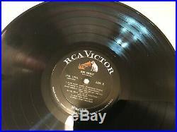 Elvis Presley s/t 1st mono re'56'64 RCA LPM 1254 debut G2 12S/ G2 20S vinyl lp