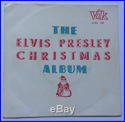 Elvis Presley-the Hardest Christmas Ep To Find In The World