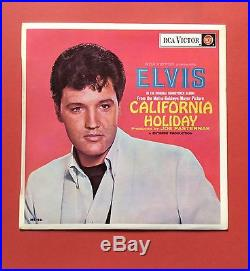 Elvis Presley-uber Uber Rare California Holiday-new Zealand