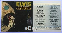 Elvis Presley-very Rare Jukebox Aloha From Hawaii Ep-lovely Condition