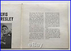 Elvis Presley-very Tough To Find USA Epb 1254 Double Ep No Dog Label