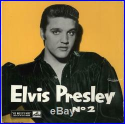 Elvis Presley vinyl LP album record Rock'n' Roll No. 2 VG UK CLP1105