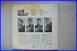 Elvis PresleySelf TitledUS 1st Press RCA Victor Records LPM-1254 Vinyl LP 1956