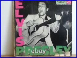 Elvis Presly Lp Elvis Presley