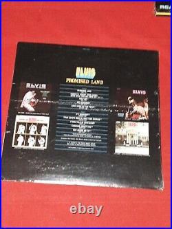Elvis Promised Land Quadradisc APD1 0873 Sealed