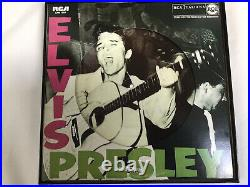 Elvis The 50s (5 Set Picture Disc with Matching LP Covers) RCA 74321-13567-1