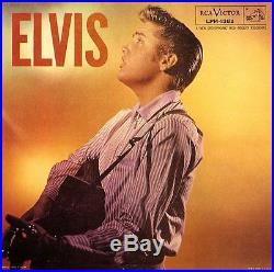Elvis (original 1956 RCA LPM-1382) Vinyl Elvis Presley