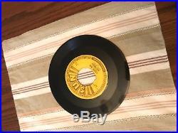 Elvis presley 45 Sun 223 Mystery Train I Forgot to
