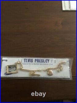 Elvis presley Epe 1956 charm bracelet