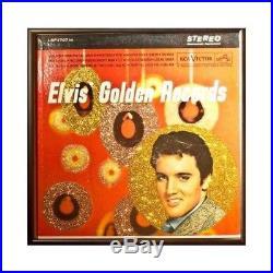 Elvis presley Golden Record