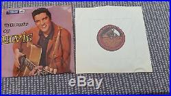 Elvis presley LP hmv