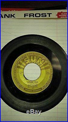 Elvis presley mystery train 45 sun 223