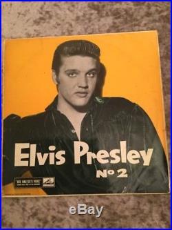 Elvis presley vinyl No 2