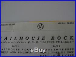 Elvis presleyjailhouse rockep7fr-du=03/1970. Rca victor86298. Label orange+++