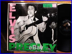 Excellent Package 6s / 7s Elvis Presley Elvis Presley LPM-1254