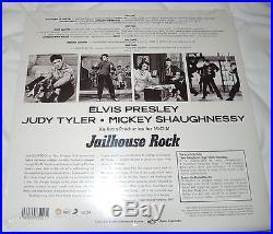 FTD Vinyl 2-LP setElvis Presley Jailhouse Rock SEALED! 2010 Follow That Dream