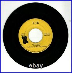 Funk 45 4pm Carleen And The Groovers On Cjb Records
